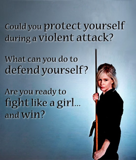 Could you protect yourself during a violent attack?